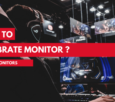 How To Calibrate Monitor