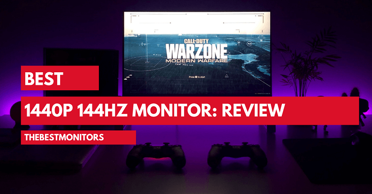 Best 1440p 144hz Monitor