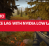 How to Reduce Lag with Nvidia Low Latency Mode